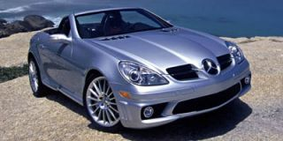 2005 Mercedes-Benz SLK Class Photo