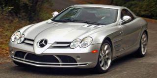 2005 Mercedes Benz SLR McLaren