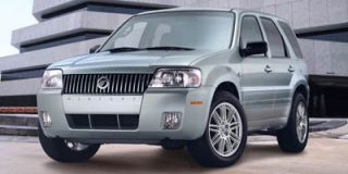 2005 Mercury Mariner Convenience
