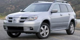 2005 Mitsubishi Outlander LS