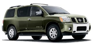 2005 Nissan Armada Photo