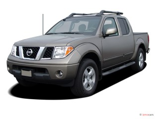 2005 Nissan Frontier 4WD Photo