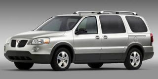2005 Pontiac Montana SV6 Photo