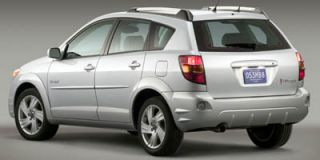2005 Pontiac Vibe Photo