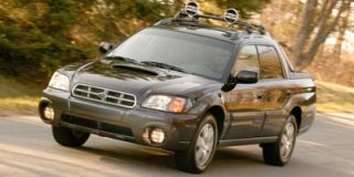 2005 Subaru Baja (Natl) Turbo