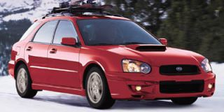 2005 Subaru Impreza Wagon (Natl) Photo
