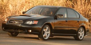 2005 Subaru Legacy Sedan (Natl) Photo