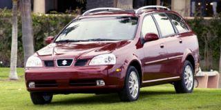 2005 Suzuki Forenza Photo