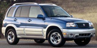 2005 Suzuki Grand Vitara Photo