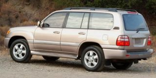 2005 Toyota Land Cruiser Photo