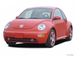 2005 Volkswagen New Beetle Coupe Photo