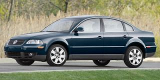 2005 Volkswagen Passat Sedan Photo