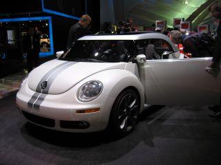 2011 Volkswagen New Beetle: The Infestation Begins!
