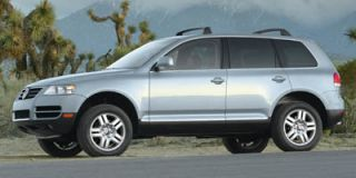 2005 Volkswagen Touareg Photo