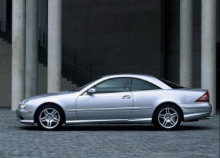 2005 Mercedes-Benz CL55 AmG
