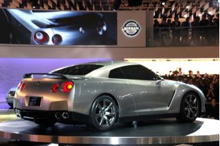 2005 Nissan GT-R Proto concept