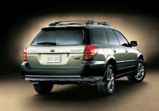 2005 Subaru Outback Photo