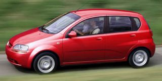 2006 Chevrolet Aveo SVM