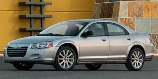 2006 Chrysler Sebring Sedan Photo
