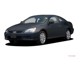 2006 Honda Accord Coupe Photo