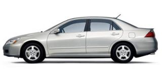 2006 Honda Accord Hybrid