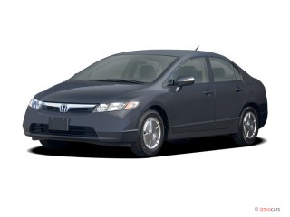 2006 Honda Civic Hybrid Photo