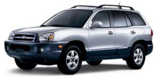 2006 Hyundai Santa Fe Photo