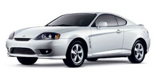 2006 Hyundai Tiburon Photo