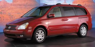 2006 Kia Sedona Photo