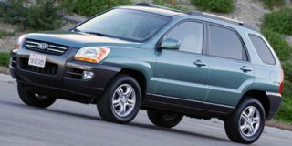 2006 Kia Sportage Photo