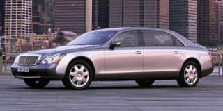 2006 Maybach 62 Photo
