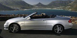 2006 Mercedes Benz CLK Class 5.5L AMG