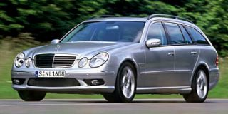2006 Mercedes-Benz E Class Photo
