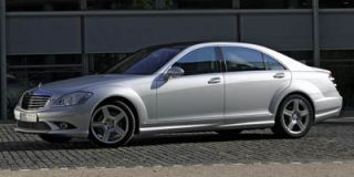 2006 Mercedes-Benz S Class Photo