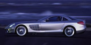 2006 Mercedes-Benz SLR McLaren Photo