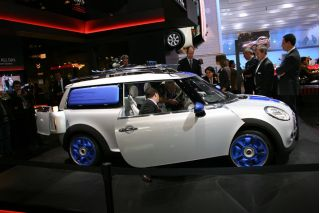 2006 MINI Traveller Detroit concept