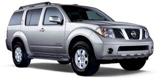 2006 Nissan Pathfinder SE Off Road