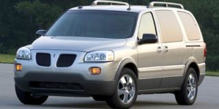 2006 Pontiac Montana SV6 Photo