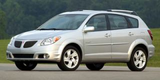 2006 Pontiac Vibe Photo