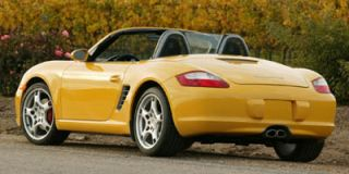2006 Porsche Boxster Photo