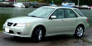 2006 Saab 9-2X 2.5i
