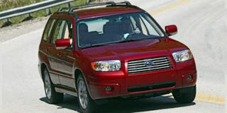 2006 Subaru Forester Photo