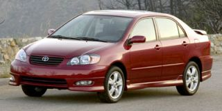 2006 Toyota Corolla Photo