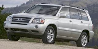 2006 Toyota Highlander Hybrid Photo