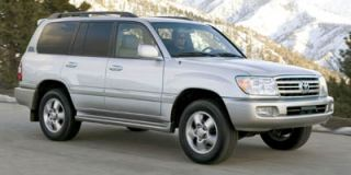 2006 Toyota Land Cruiser Photo