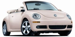 2006 Volkswagen New Beetle Convertible Photo
