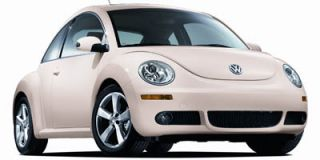 2006 Volkswagen New Beetle Coupe Photo