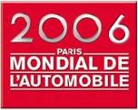 2006 Paris Auto Show logo
