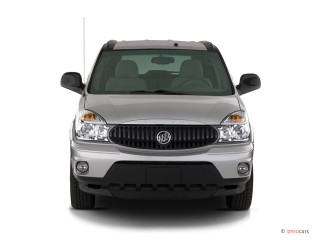 2007 Buick Rendezvous FWD 4-door CX *Ltd Avail* Front Exterior View