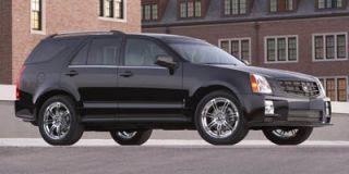 2007 Cadillac SRX Photo
